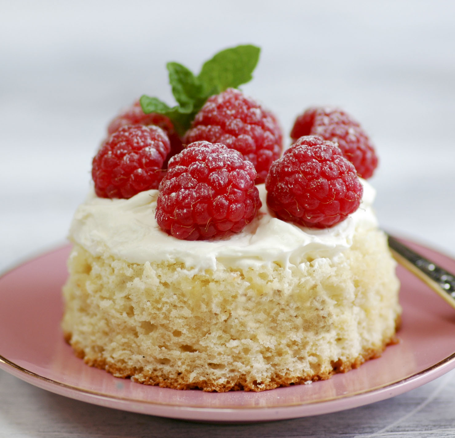 Tres Leches Cake - MY GOLDEN PEAR