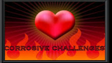Guest Designer for Corrosive Challenges