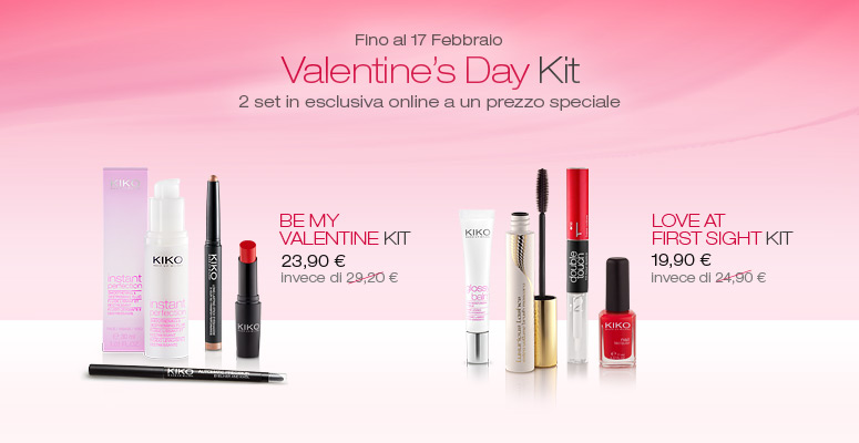 KIKO - Valentine's Day Kit