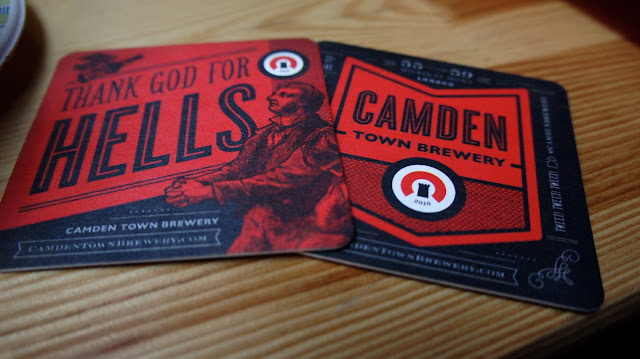 We The Food Snobs review Hells USA Party at Camden Brewery and the Marshmallow Apothecary at Boxpark