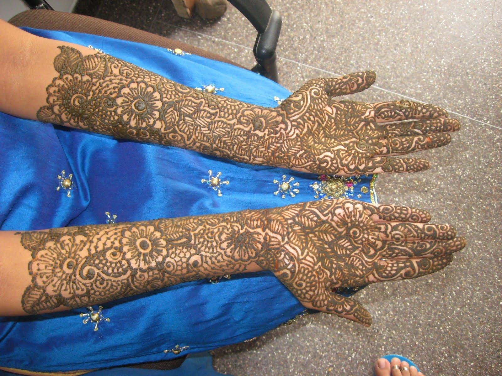 Bridal Mehndi Design Book : Mehndi designs book bridal design images