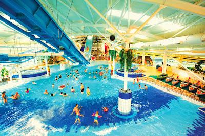 Butlins holiday, Butlins Bognor Regis, Butlins Splash WaterWorld