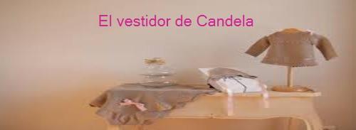 El vestidor de Candela
