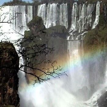 Cataratas de Iguazú, entre Brasil y Argentina