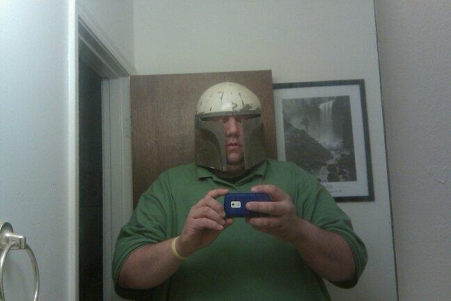 Weaselhammer Props Boba Fett Mandalorian Helmet Build