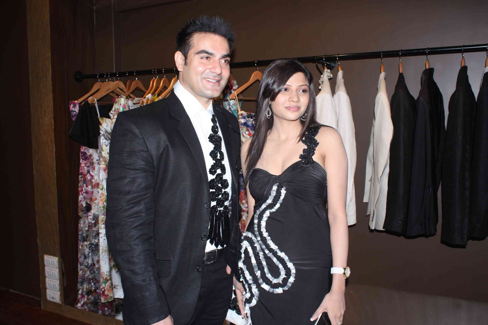 1 - Arbaaz Khan at 'Khushiz' store launch Event Gallery