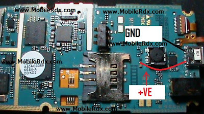 Samsung E3213 Charging Problem Ways Jumper Solution