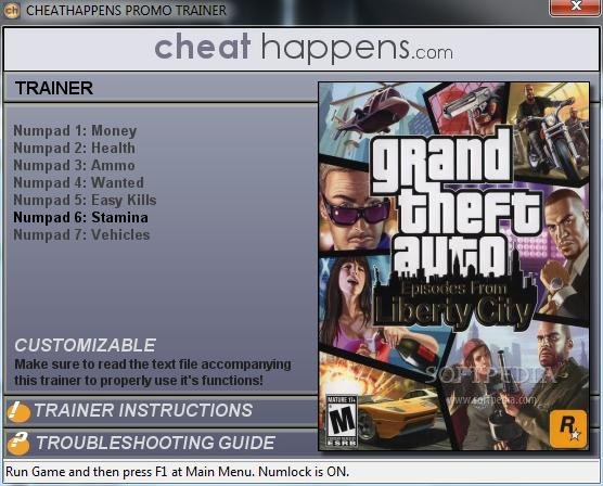 crack for gta 4 episodes from liberty city