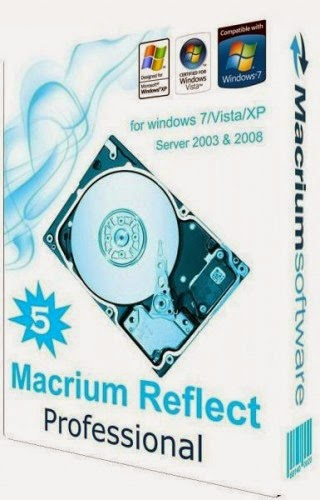 Macrium Reflect Free Offline Installer Setup