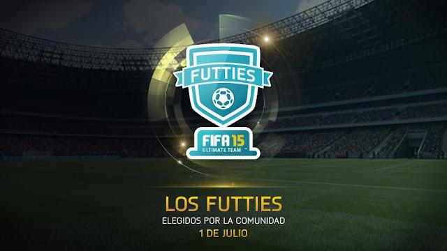 FIFA 15 Ultimate Team Los FUTTIES