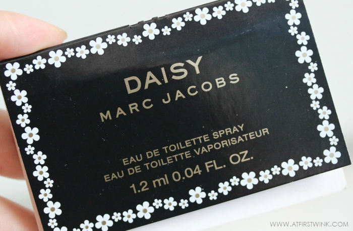 Daisy Marc Jacobs eau de toilette spray