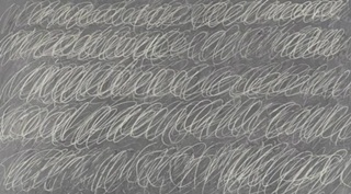 Wow, Lukisan 'Coretan' Papan Tulis Terjual Rp 954 Miliar