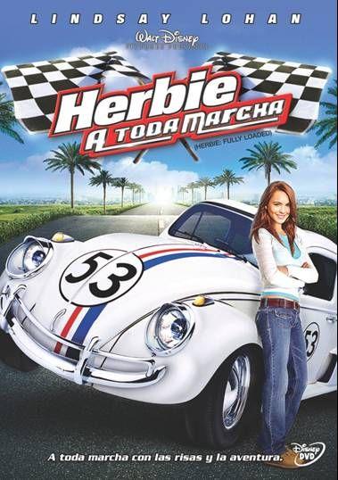 Herbie a Toda Maquina Avi Mega