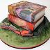 10 Lindos bolos inspirados nos livros