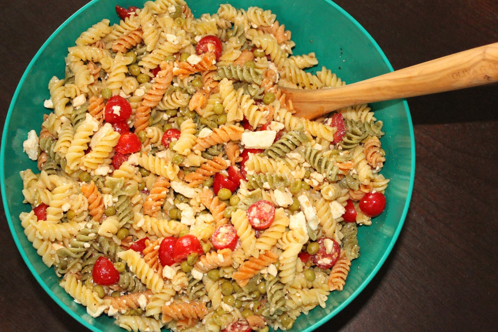 A Simple Kind Of Life Simple Cold Pasta Salad
