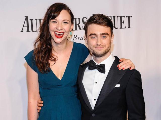 quelle est la nouvelle copine de Daniel Radcliffe en 2015