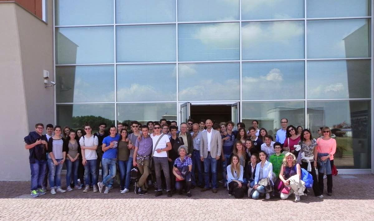 I partecipanti alla scorsa edizione del concorso Scienza per tutti