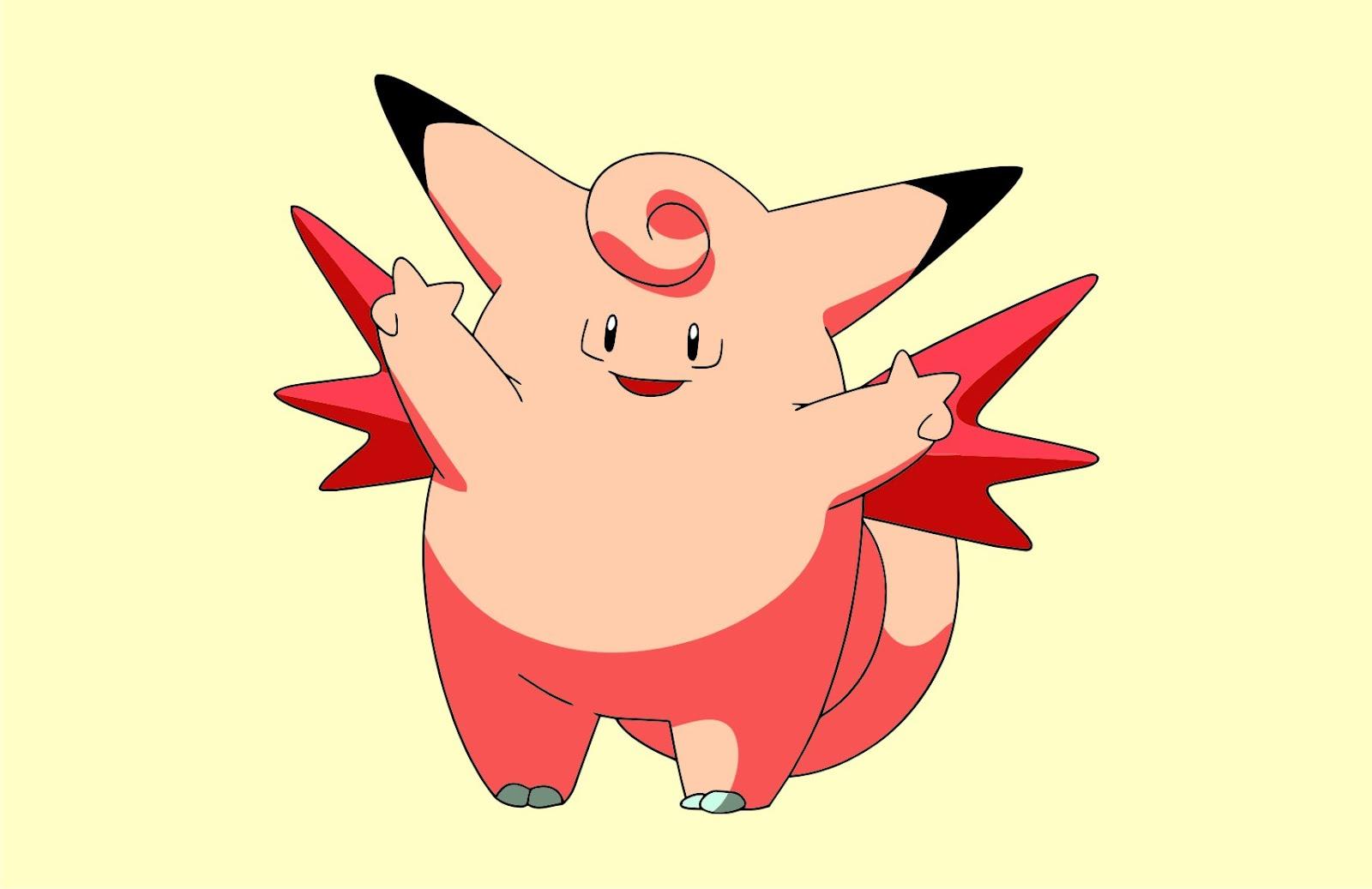 Pokemon Clefable