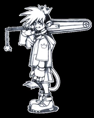 Sora Lion-Human