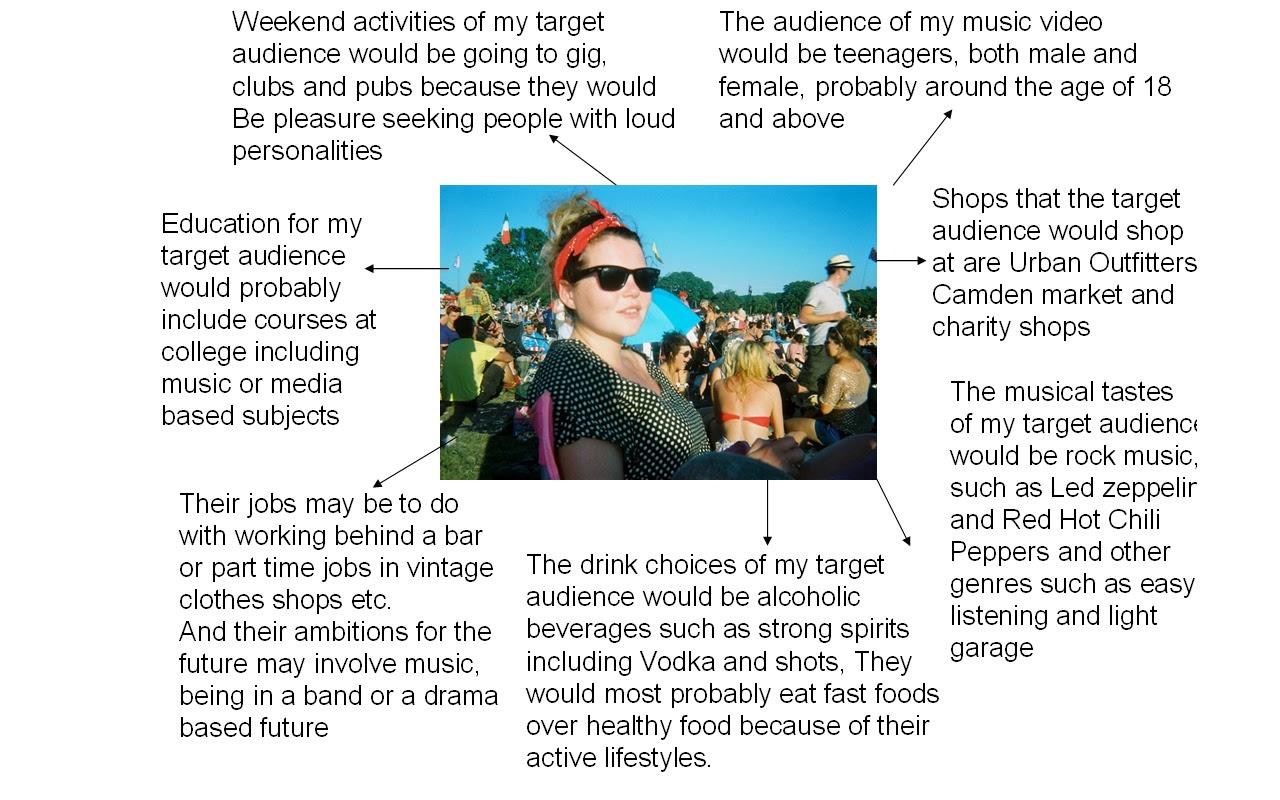 media studies audience profile