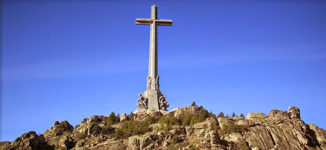 Cruz del Valle de los caidos