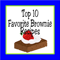 Top 10 Favorite Candy Brownie Recipes by Kims Kandy Kreations