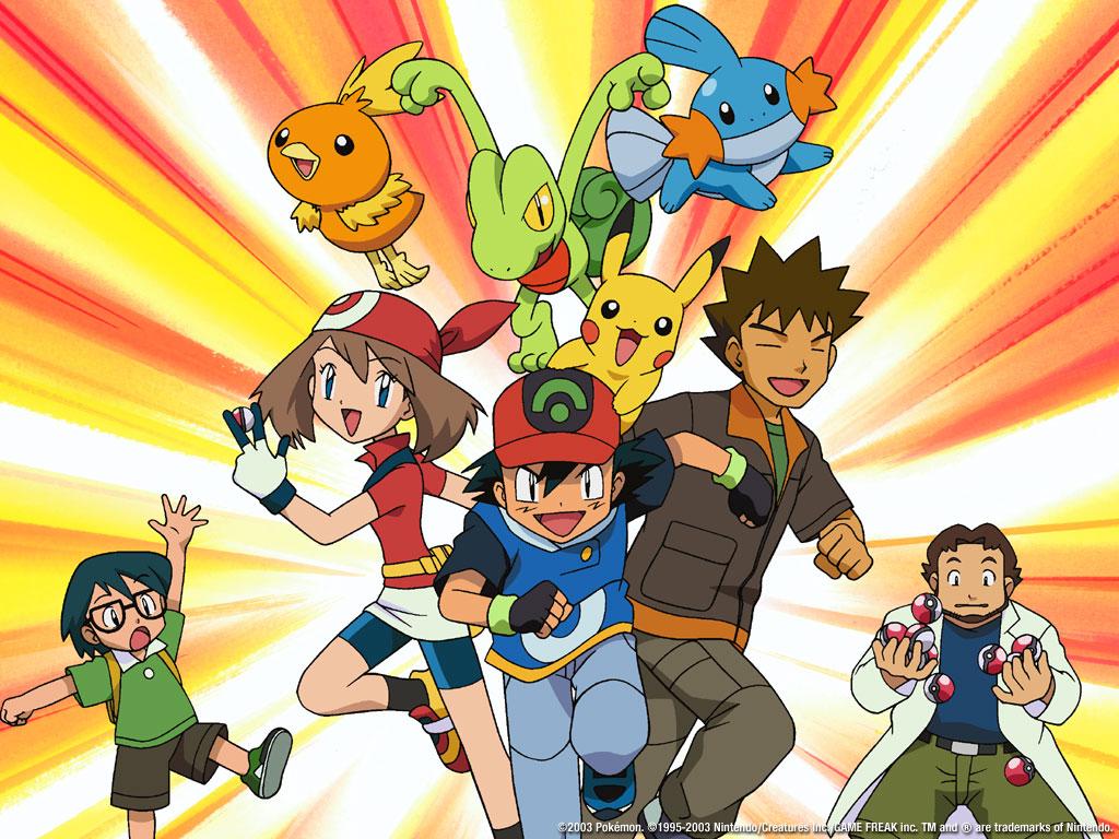 Anime Pokémon Todas as Temporadas Dublado Torrent – HDTV 720p Download (1997-2003) Torrent