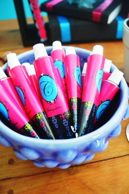 Festa Monster High, festa menina
