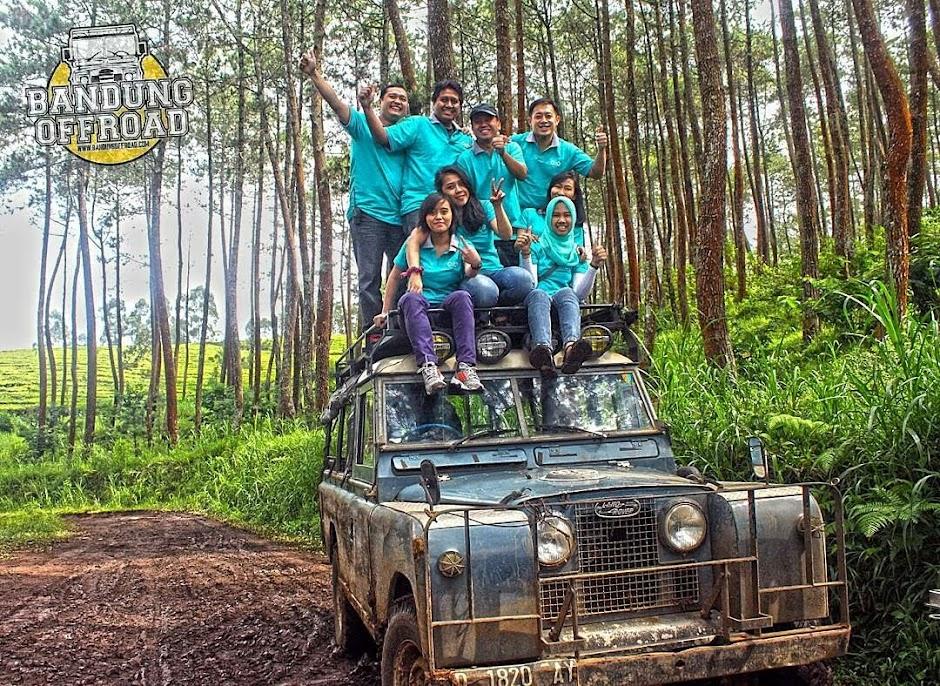 Wisata Bandung Offroad