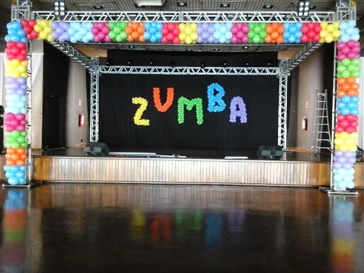 evento: zumba night Indaiatuba Clube