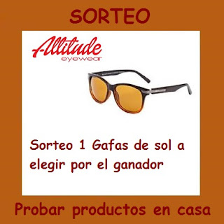 Sorteo de unas gafas de sol Attitude Eyewear