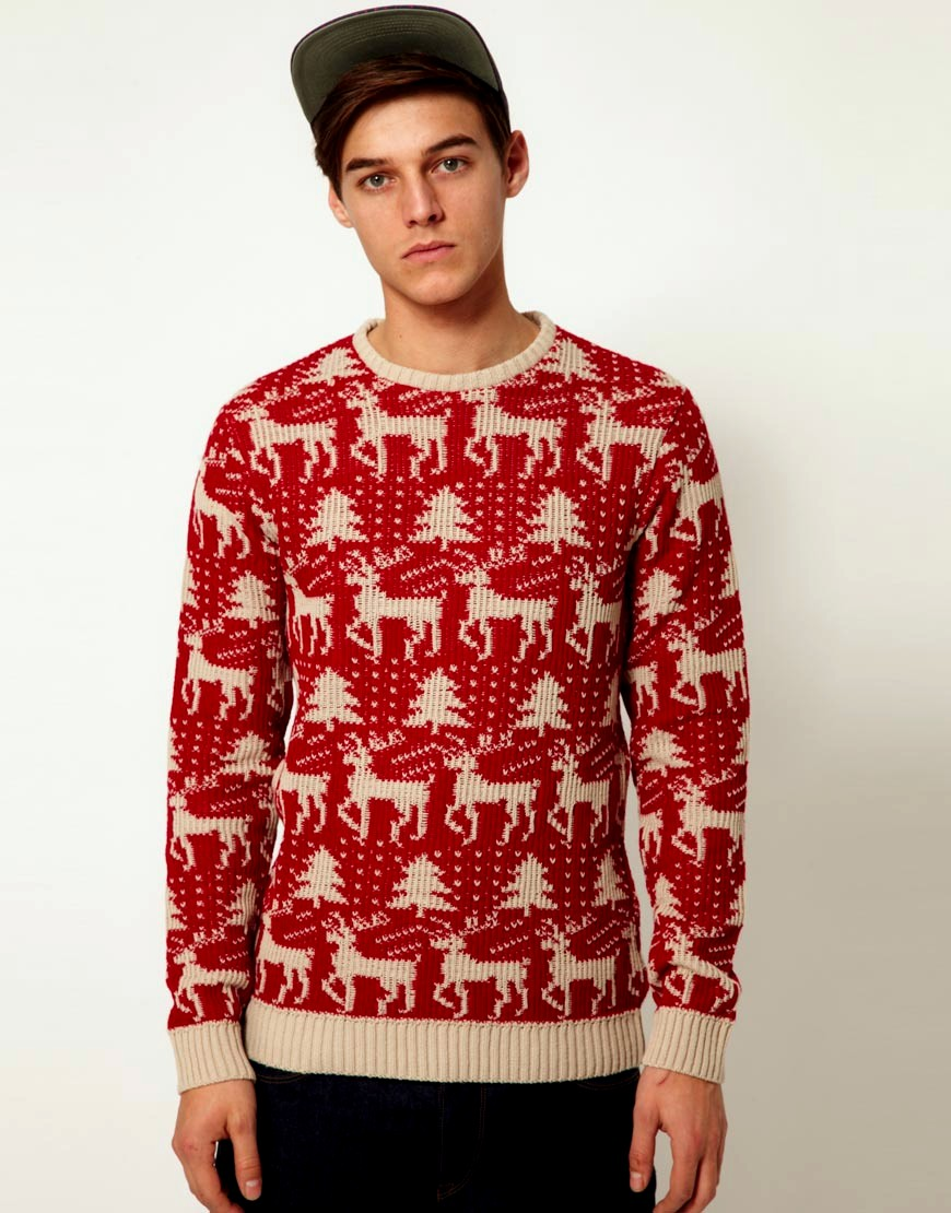 Christmas jumper sweater