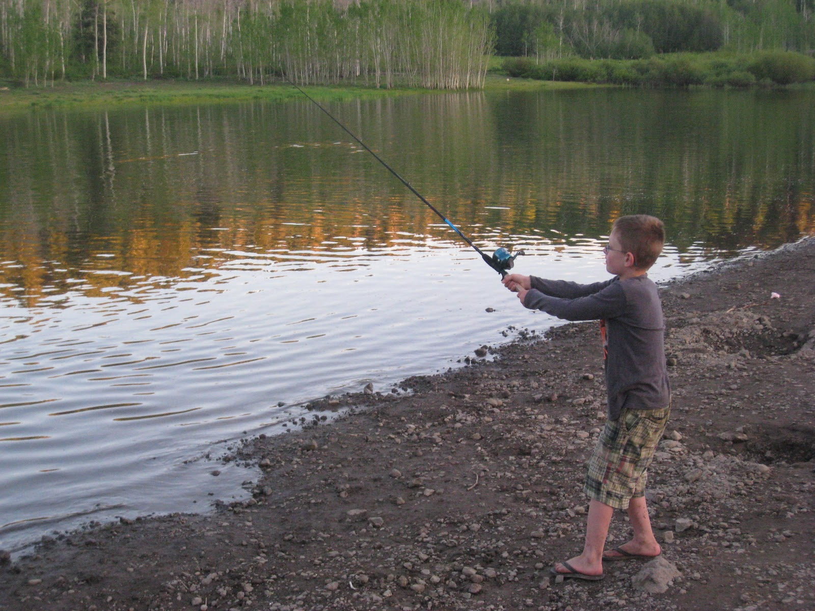 Camping with kids for Camping and fishing near me