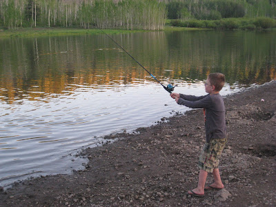 camping activities with kids
