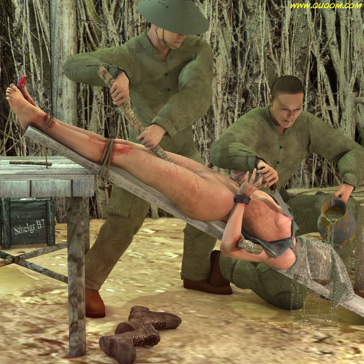 Prisoner of war clip porn