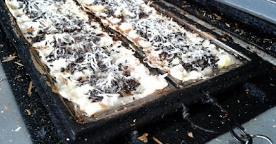 Resep Cara Membuat Kue Rangin Pancong Sederhana kue pancong rangin resep kue rangin pancong