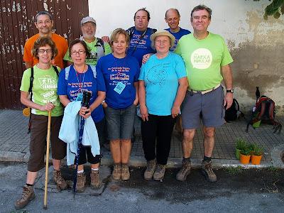 Caminada de l'Ametlla de Merola 2011