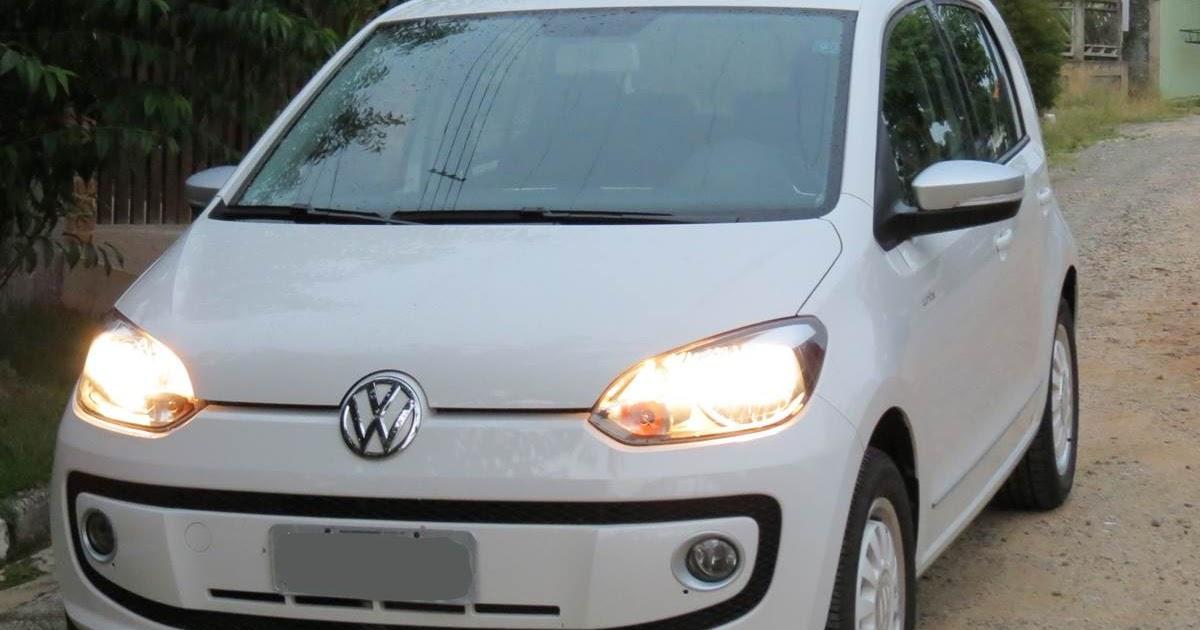 VW up! I-motion: vídeo com impressões e consumo