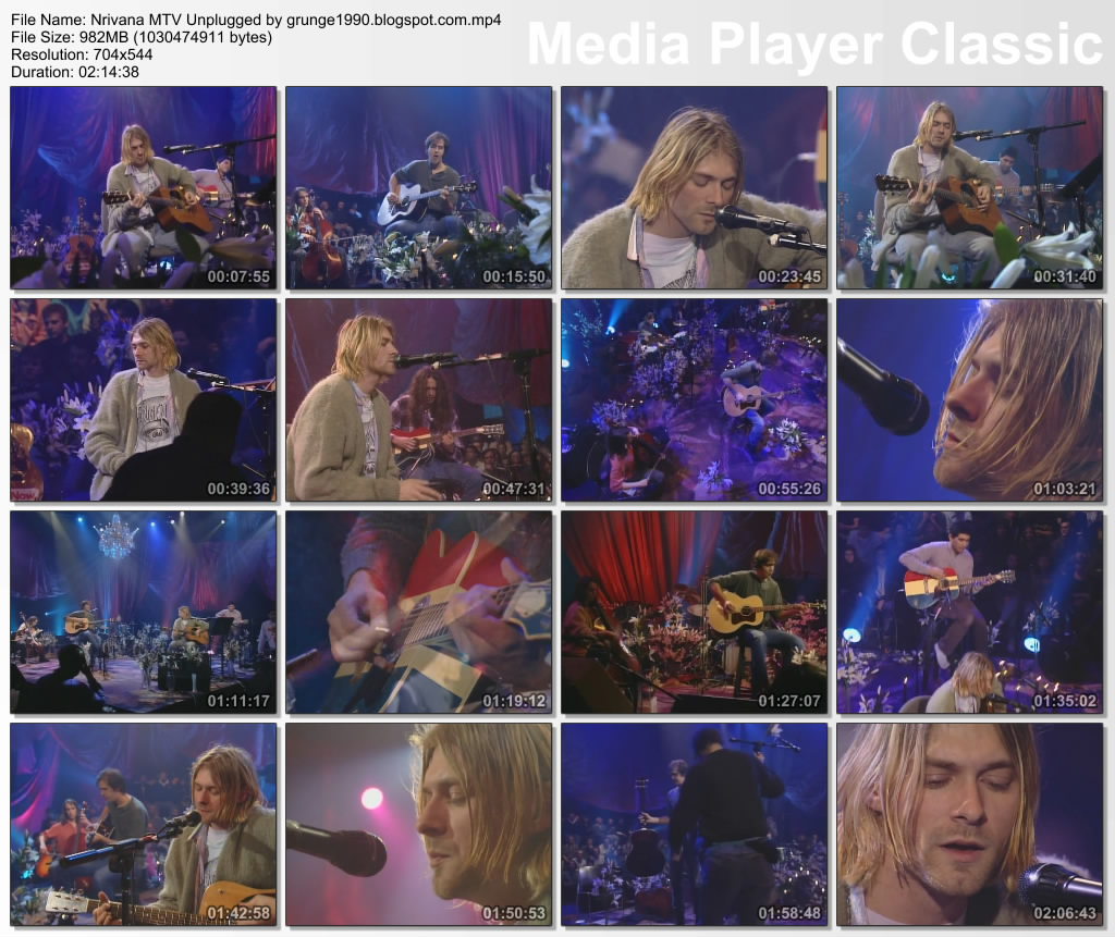 nirvana unplugged torrents