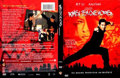 Romeu Tem Que Morrer DVD Capa