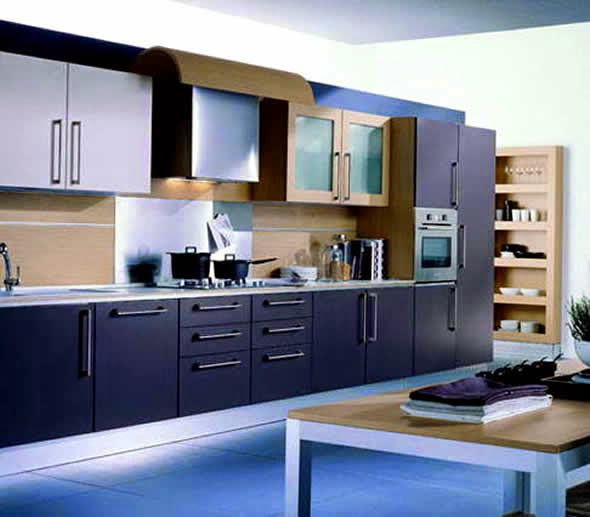 Interior Design Hall And Kitchen: Interior Design Kitchen: Kitchen Interior Design Ideas