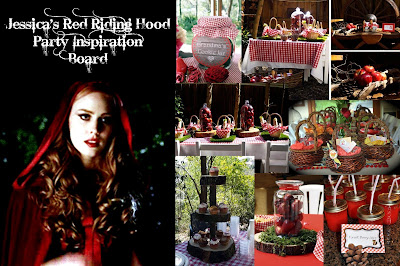 Jessica Hamby's Red Riding Hood Party@northmanspartyvamps.com