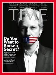 The day of Tomorrow. Julian Assange