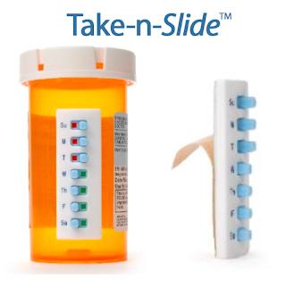 take n slide patent