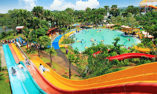 Racer Slide Water Kingdom