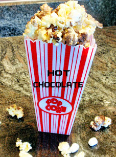 Hot Cocoa Popcorn Recipe