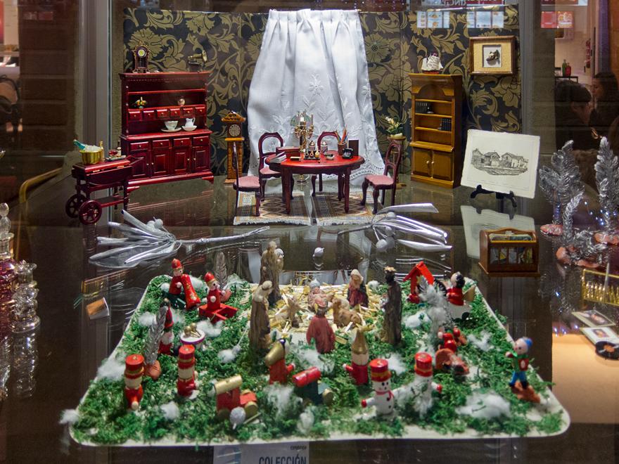 Miniaturas en Parque Principado, de Antonia Álvarez Menéndez