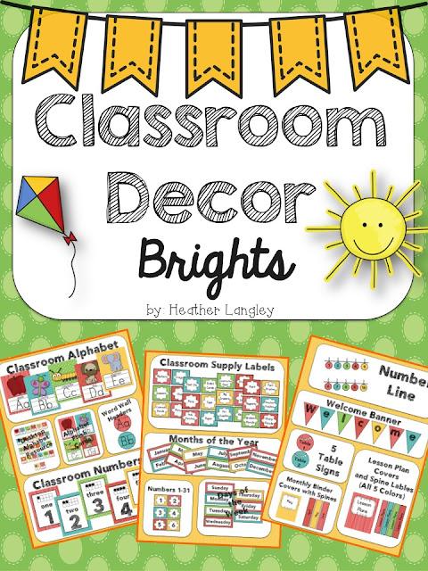 https://www.teacherspayteachers.com/Product/Classroom-Decor-Owls-1983253