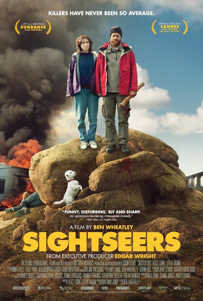 Trailer: Turistas (Sightseers)