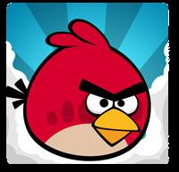 Logo Angry Birds   ApKLoVeRz